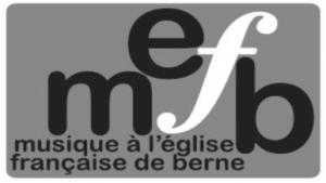Logo de la Musique à l'Eglise française de Berne