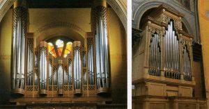 Logo de l'Association des amis des orgues de l'église de la Ste-Trinité de Berne