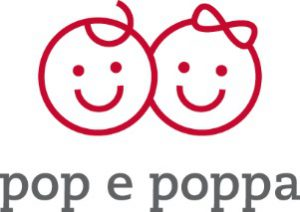 Logo de pop e poppa les gardénias